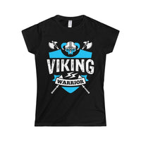 Viking Warrior T-Shirt (Women's) - Norse Blood