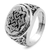 Viking Slavic Ring - Norse Blood