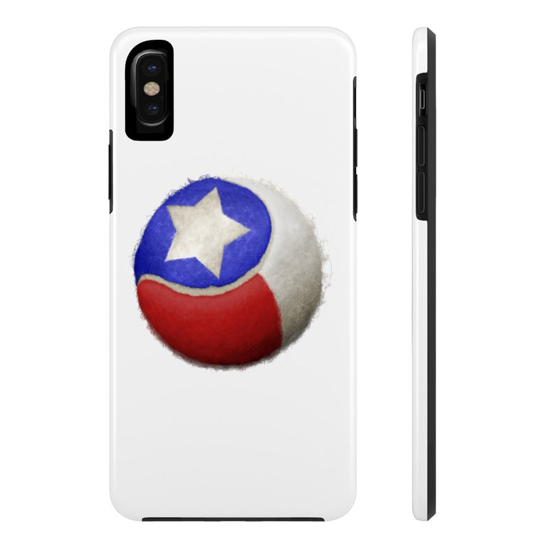 Texas Tennis-Case Mate Tough Phone Cases