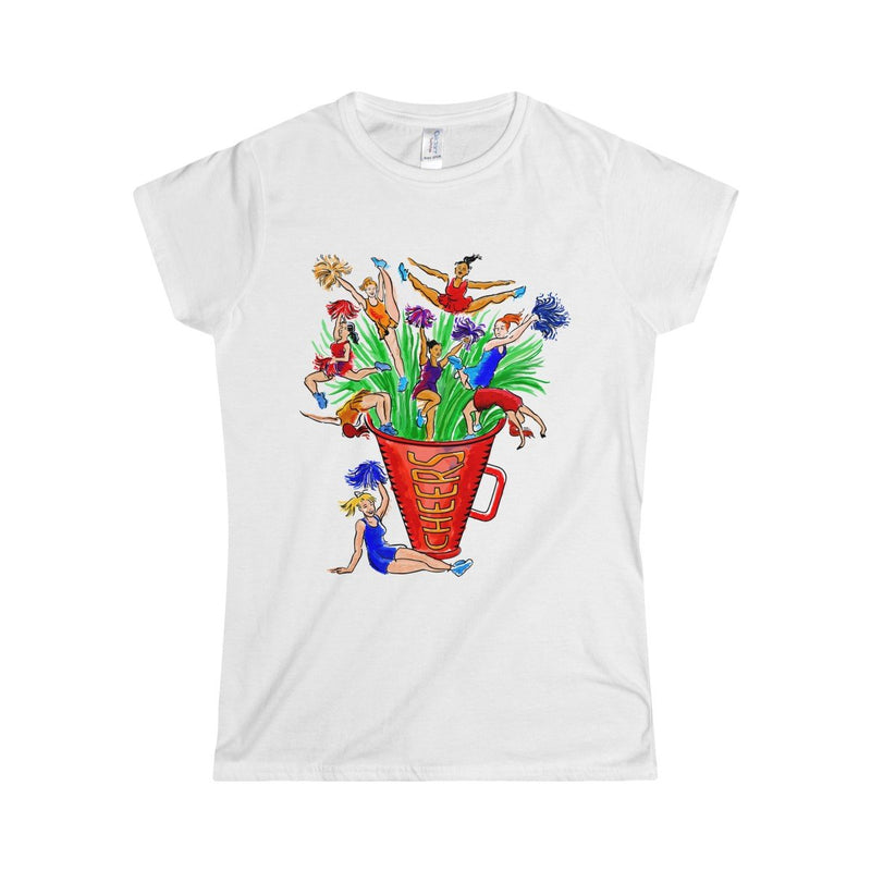 Cheerleading Bouquet- T-Shirt