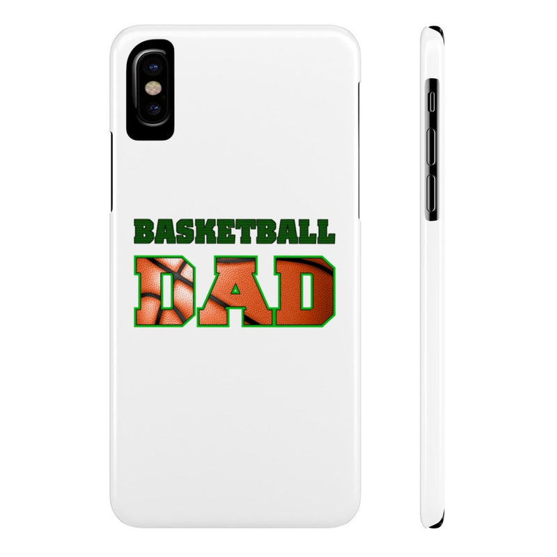 Basketball Dad- Slim Cases