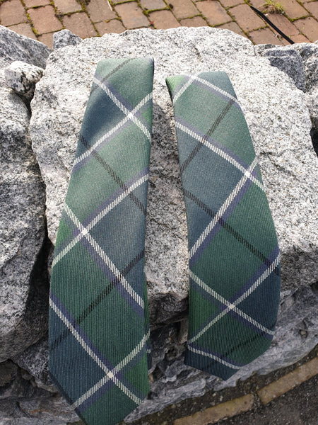 Official Isle of South Uist tartan Tie