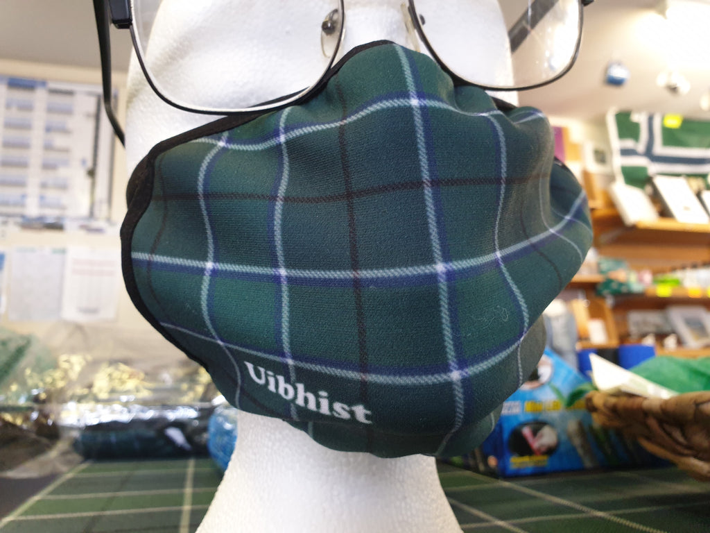 Uibhist face mask