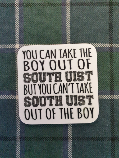 South Uist Coaster Boy