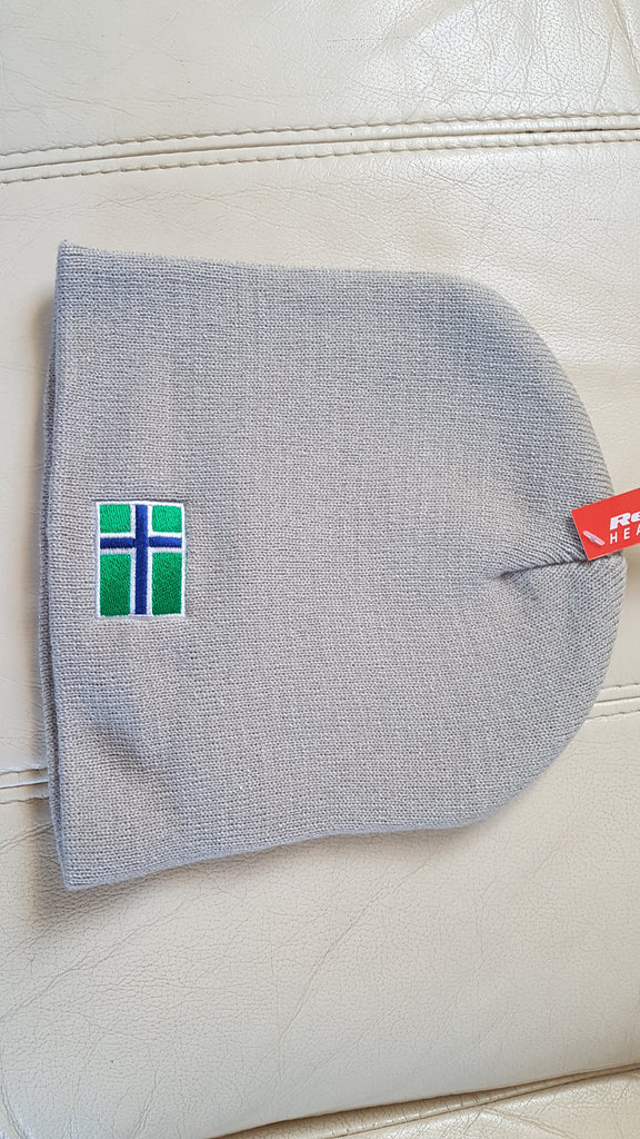 Pull on South Uist Stone beanie