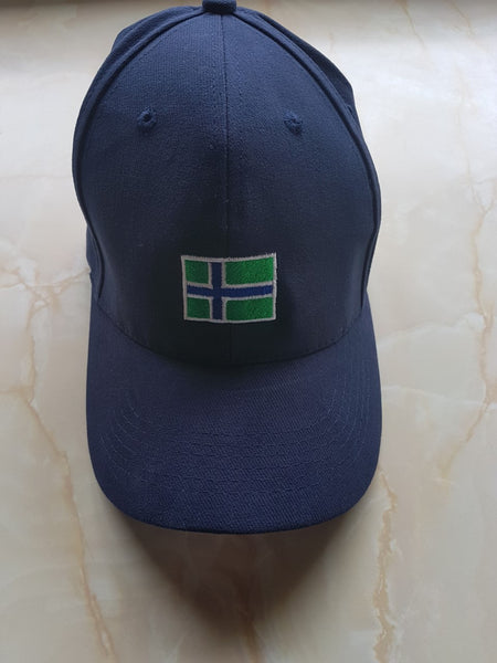 South Uist Baseball Cap in Dark Navy