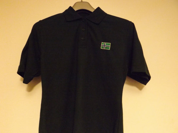 South Uist Ladies (L) Bottle Green Polo Shirt