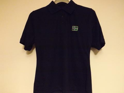 South Uist Mens Polo Shirt (M) Dark Navy