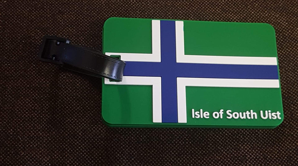 South Uist luggage tag