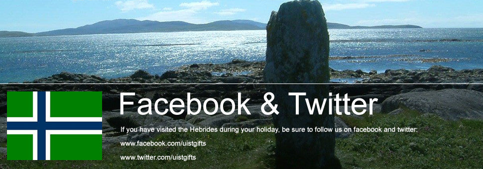 Uist gifts on Social Media