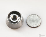 "Pitlock 3/8"" x 26TPI Nuts for Shimano Nexus and Alfine Hubs"