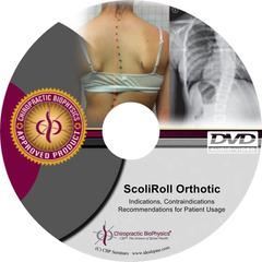 Denneroll Scoliroll Training DVD
