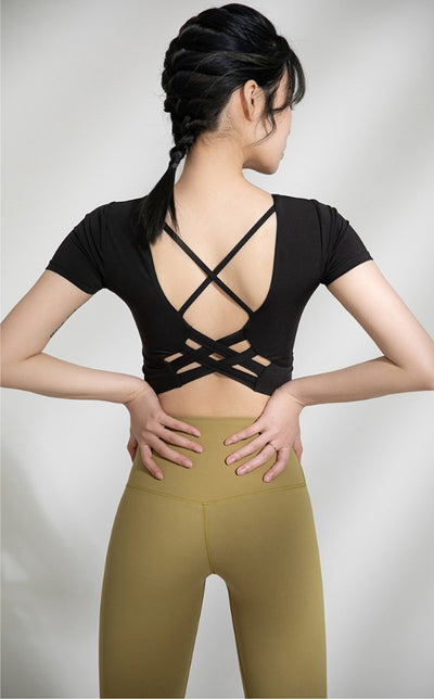 Triple X Top (Removable Padding)