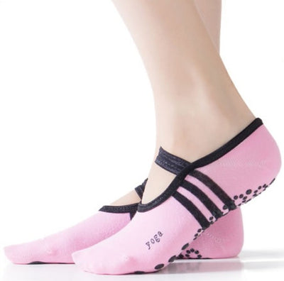 Yoga Ballerina Socks