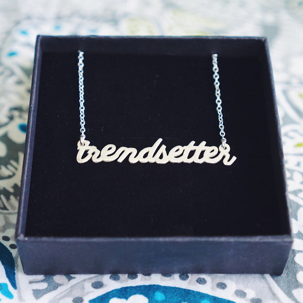 The Ultimate Trendsetter Necklace