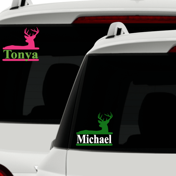 Car Decals Red Deer
