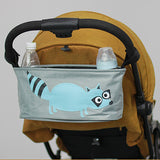 Stroller bag Nappy Diaper bag  carriage hanging basket Cup