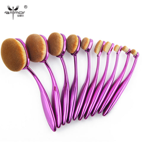 High Quality Makeup Brush Set Extremely Soft Make Up Brushes Durable