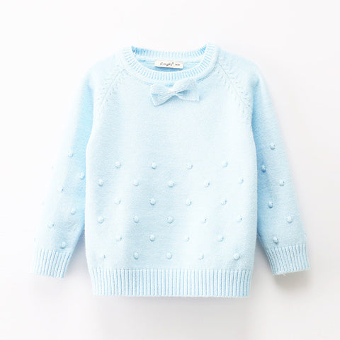 Girl Sweaters for Kids Baby Girl Bow