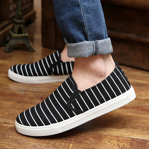Man Summer Slip on Men Comfort Shoes Formal Casual Shoes