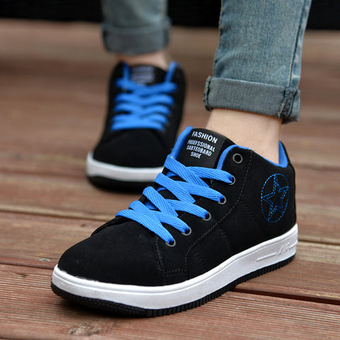 Flat Stan High Shoes Spring/autumn Breathable Casual Shoes