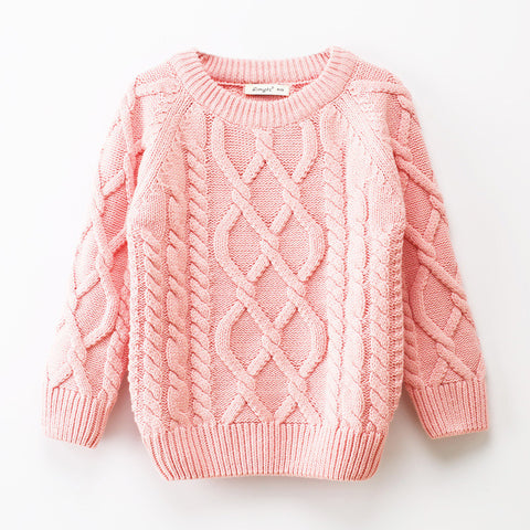 Girl Twist Lovely Sweaters