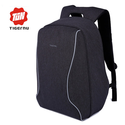 Anti-Theft Men 's Backpack Business Backpack 14-17 Inch Laptop