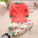 Newborn infant clothing Set
