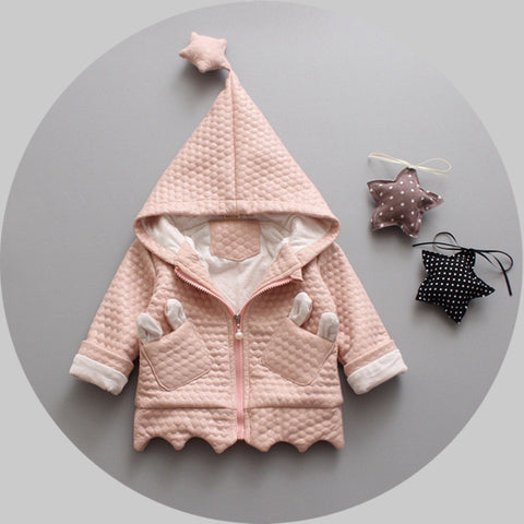 autumn and winter for babys girls