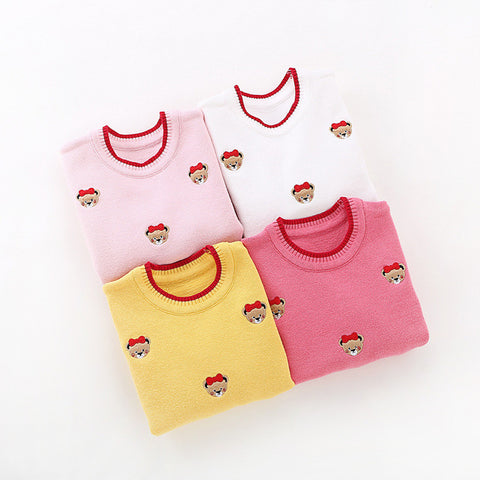 cotton sweaters children clothing