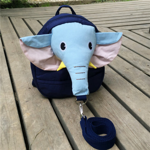 Elephant Toddler Anti-lost Leash Harness Strap Kid Keeper Safety Harness