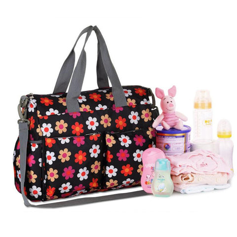 Baby Nappy Bags Diaper Bag Mother Shoulder Bag