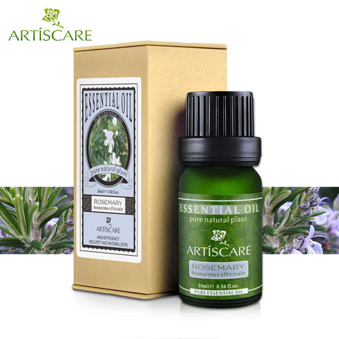 100% Rosemary Pure Essential Oil 10ml Anti-Aging and Anti-Wrinkle Firming