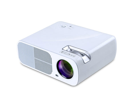 LED Projector 800*480 2600 Lumens Support 1080 Full HD+Ceiling Mount for Business Education Home Theater Projector TYYMN20a