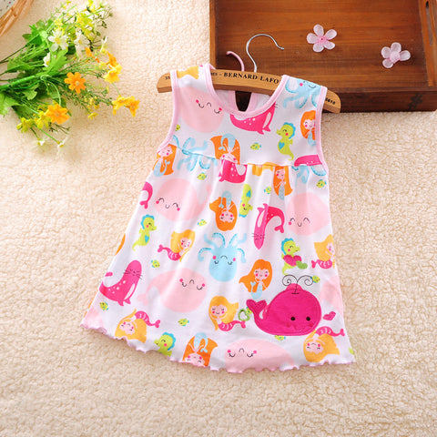 Baby Dress Princess Girls Dress 0-1years