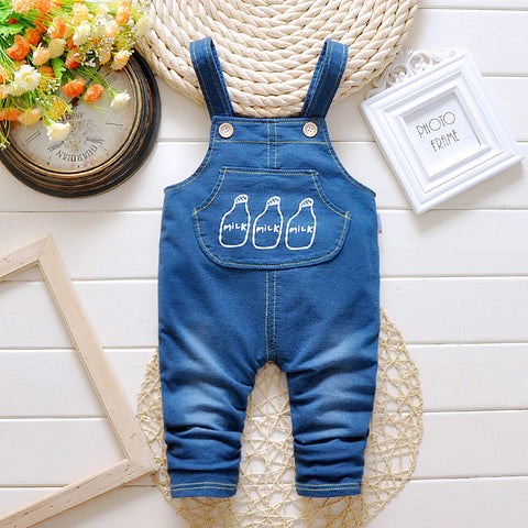 Baby Jeans Pants Denim