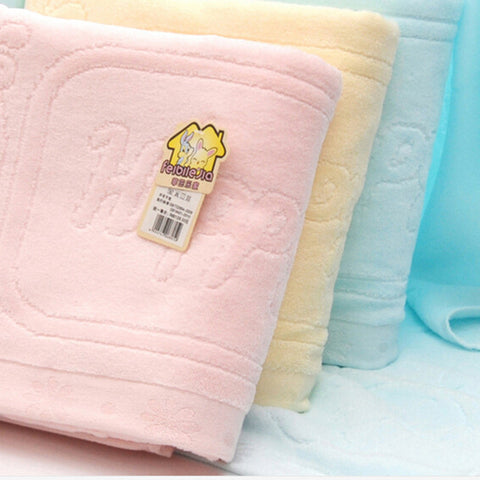 105*105cm newborn textile cotton towel