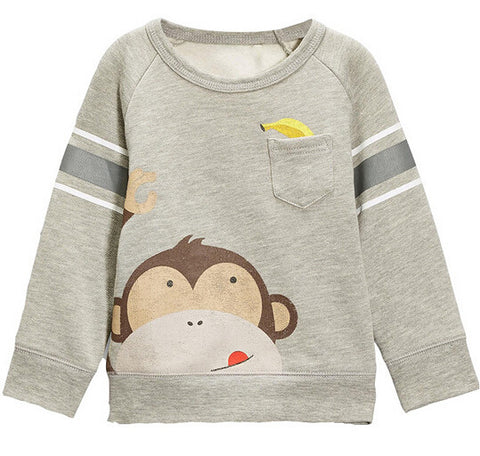 Baby Boy shirts Long Sleeve