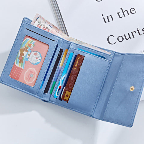 Elegant Women Leather Wallet Fashion Lady