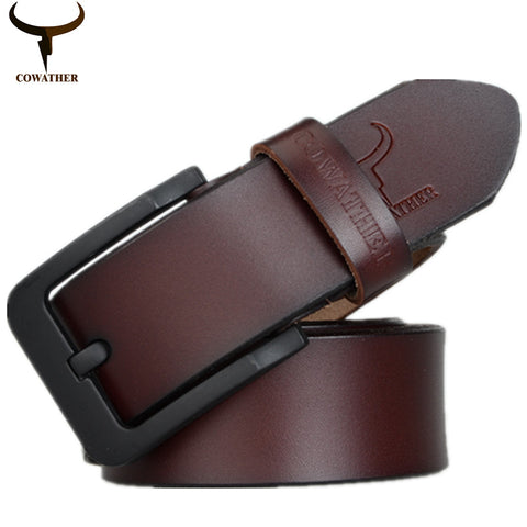 high grade cow genuine leather belts 2016 hot sale strap ceinture homme