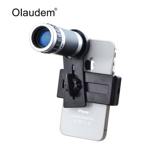 8X Telescope Zoom Telephoto for iPhone & Samsung Galaxy