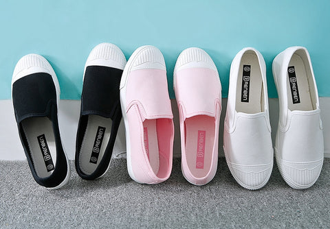 Casual shoes pedal lounged shoes breathable shoes