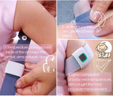 Children iFever intelligent wearable electronic thermometer Bluetooth
