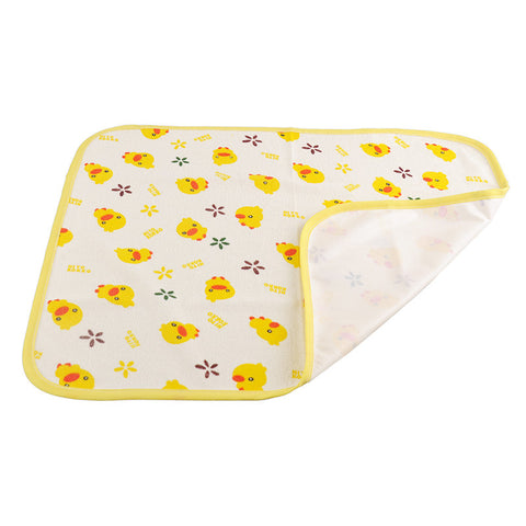 Cotton Baby Changing Mat Crib Stroller Pram Waterproof