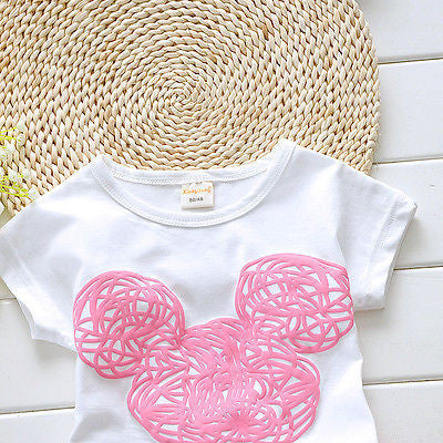 Cute Girls Clothes Baby Girls Summer