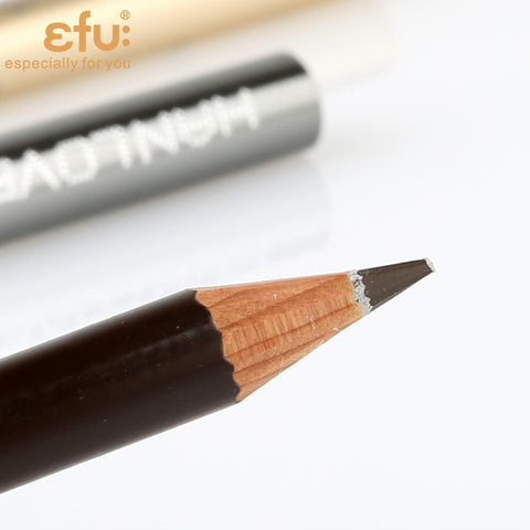 2 Colors Brown Eye brow Pencil With Brush 1.5g Makeup