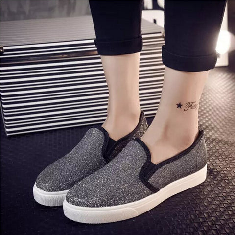 Flats Canvas Shoes Spring And Summer Style