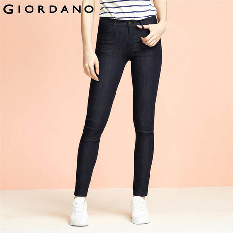 Fit Jean Pants Stretchy Trousers Femme Denim Clothing Ladies Casual