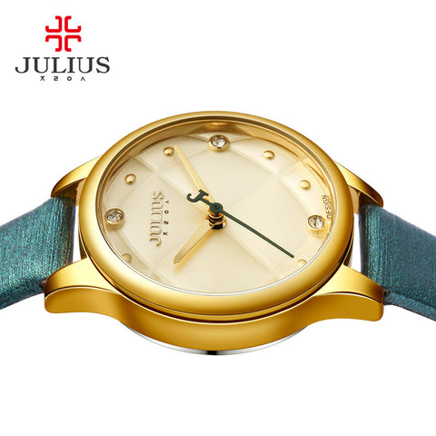 Gold Watch Hand Clock Logo Wrist Watches For Women Mulheres relogios