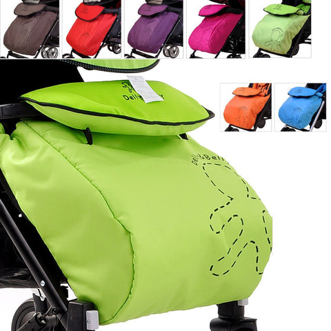 Keep warm! Baby Stroller Accessories Buggiest Foot Cover